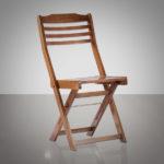 Cadeira Dobrável Cedro