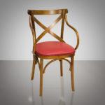 Cadeira Orquídea com braço